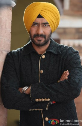 Ajay Devgn in a still from Son Of Sardaar