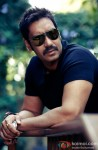 Ajay Devgn poses handsomely