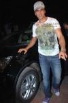 Akshay Kumar With His Car