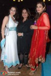 Ameesha Patel, Kiran Bawa, Raveena Tandon