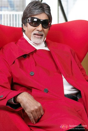 Amitabh Bachchan in Kabhi Alvida Naa Kehna Movie