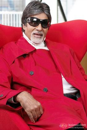 Amitabh Bachchan in Kabhi Alvida Naa Kehna Movie