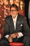 Amitabh Bachchan Stifles A Smile