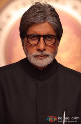 Amitabh Bachchan in a still from Aarakshan