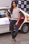 Anushka Sharma Promoting Matru Ki Bijlee Ka Mandola Tab Cab