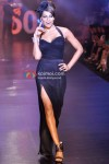 Bipasha Basu Ramp Walk At HDIL India Couture Week 2010 Event