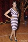 Bipasha Basu on the sets of India's Best Dramebaaz