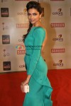Deepika Padukone At 18th Annual Colors Screen Awards 2012 Event