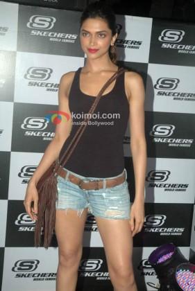 Deepika Padukone At Atul Kasbekar's Converse Bash Event