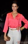 Deepika Padukone launches La Senza store
