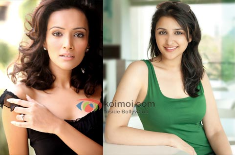 Dipannita Sharma, Parineeti Chopra