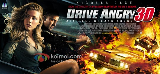 Drive Angry Preview (Drive Angry Movie Wallpaper)