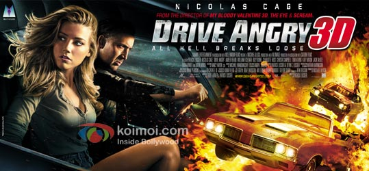 Drive Angry Review (Drive Angry Movie Wallpaper)