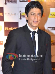 Income Tax Trouble For Shah Rukh Khan