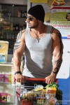 John Abraham goes grocery shopping in Force Movie
