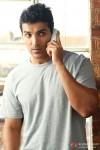 John Abraham on the phone in in Jhootha Hi Sahi Movie