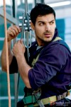 A suspended John Abraham in New York Movie