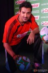 John Abraham At Castrol Football Event