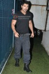 John Abraham in military mood