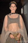 Kangana Ranaut At Ritesh Deshmukh And Genelia D'Souza's Reception