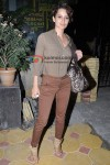 Kangana Ranaut At 'Tanu Weds Manu' Movie Screening At Pixion