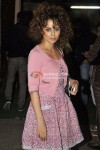 Kangana Ranaut At 'Knock Out' Movie Screening