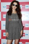 Kangana Ranaut At Big FM To Promote 'Knock Out' Movie