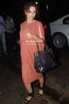Kangana Ranaut In A Peach Coloured Dress