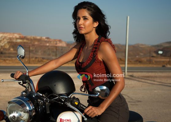 Katrina Kaif in Zindagi Na Milegi Dobara Movie