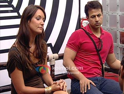 UTV Bindass - Love Lockup - Aryan Vaid-Alexandra Copley Stills