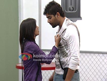 UTV Bindass Love Lockup - Navraj-Kiran Episode Stills
