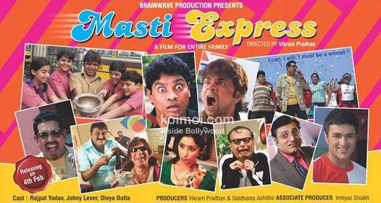 Masti Express Review (Masti Express Movie Wallpaper)