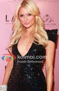 Paris Hilton's Birthday Cake Stolen!