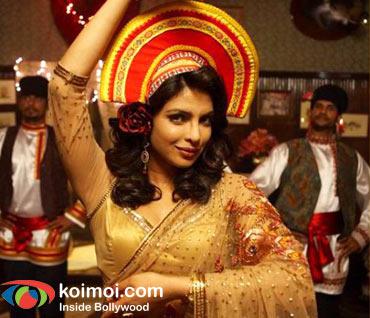 Priyanka Chopra (7 Khoon Maaf Movie Stills)