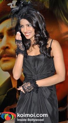 Priyanka Chopra At 7 Khoon Maaf Press-con