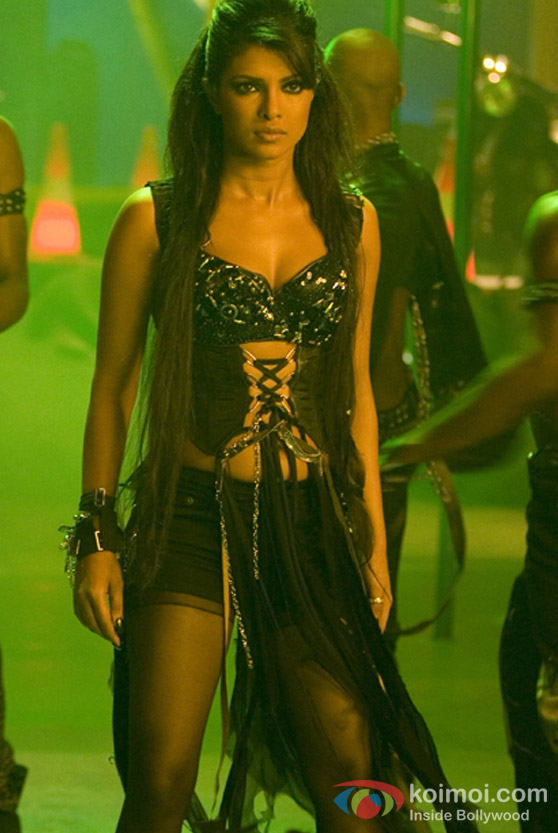 Priyanka Chopra in Drona Movie