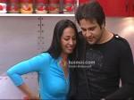 Krushna Abhishek, Kashmera Shah (Love Lockup Episode Stills)