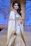 Priyanka Chopra Ramp Walk Aw Shabana Azmi's Charity Show 'Mijwan'