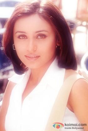 Rani Mukerji in Hum Tum Movie