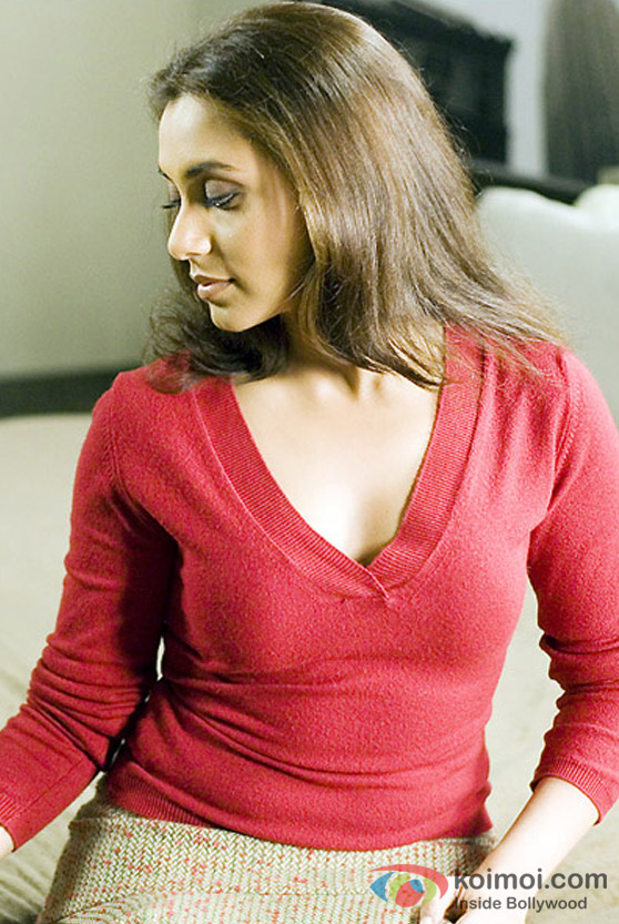 Rani Mukerji in Kabhi Alvida Naa Kehna Movie
