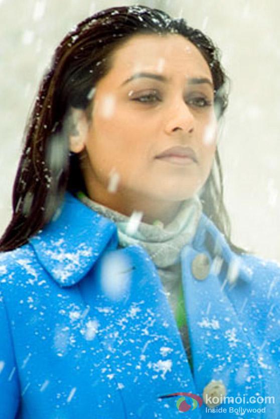 Rani Mukerji in Kabhi Alvida Naa Kehna Movie