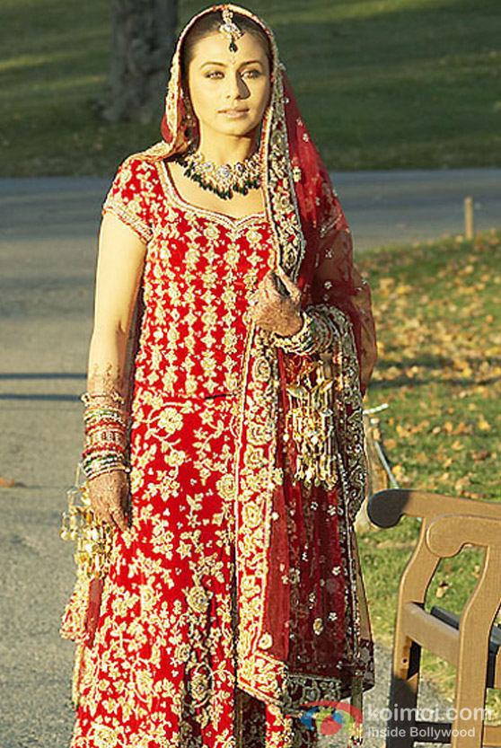 Rani Mukerji In A Still From Aiyyaa