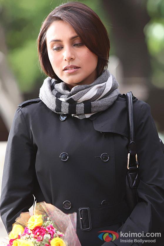 Rani Mukerji in No One Killed Jessica Movie