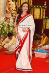 Rani Mukerji At Durga Pooja