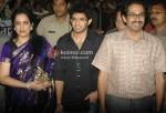 Rashmi Thackeray, Aditya Thackeray, Uddhav Thackeray