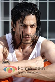 Shah Rukh Khan's Criminal Looks In Don 2 (Don 2 Movie Stills)