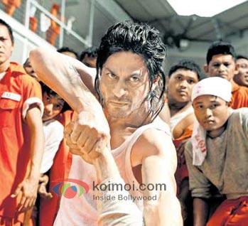 Shah Rukh Khan's Criminal Looks In Don 2 (Don 2 Movie Stills)
