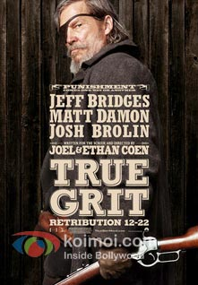 True Grit Preview (True Grit Movie Poster)
