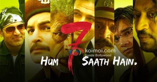Will Saat Khoon Maaf Become Hum 7 Saath Hain?