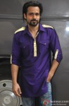 Emraan Hashmi on location shoot of film Ghanchakkar